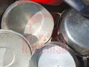 Cacharros de aluminio