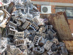 Cárter de aluminio