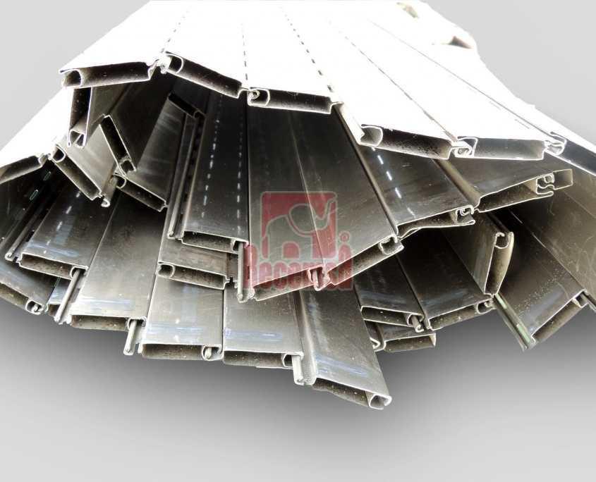 Persianas de aluminio sin espuma