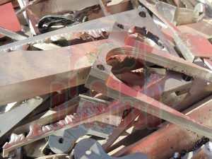 Chatarra de titanio