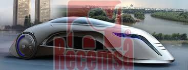 coche futurista usando reservas de cobalto