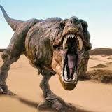 Dinosaurio reciclaje