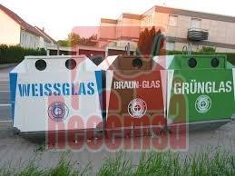 Reciclaje en Alemania