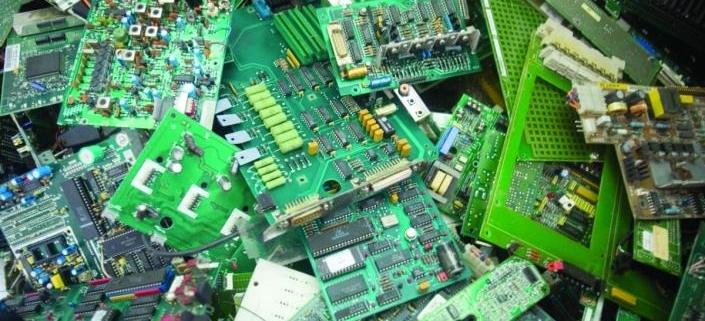 reciclaje electrónico