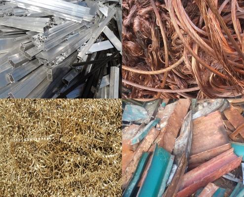 planta de reciclaje de metales y chatarra, Planta de Reciclaje, Recemsa, el chatarrero.
