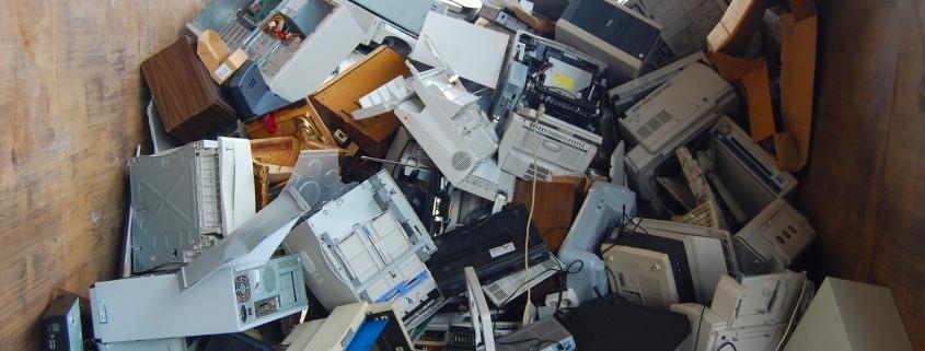 Una segunda vida muy valiosa: la reutilización de aparatos electrónicos.