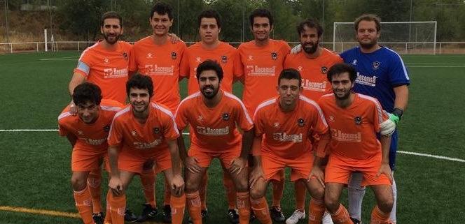 Santa María del PIlar, Recemsa, El Chatarrero, apoyando el deporte con «CP Santa María del Pilar», Recemsa, el chatarrero.