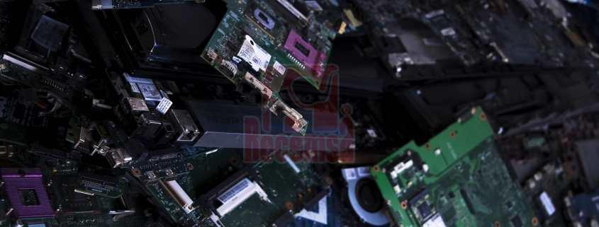 chatarra electrónica, China y EEUU, los países que más chatarra electrónica y eléctrica generan, Recemsa, el chatarrero.