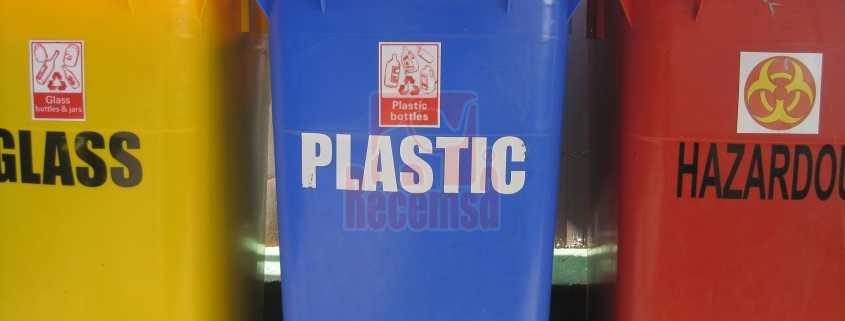 ¿Qué tirar al contenedor azul de reciclaje?