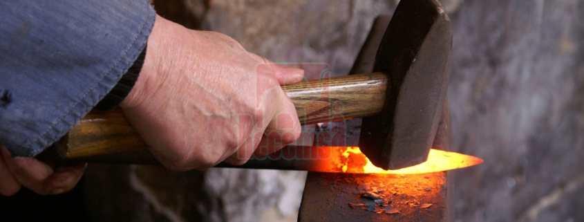 El arte de la forja, la creación de la belleza.