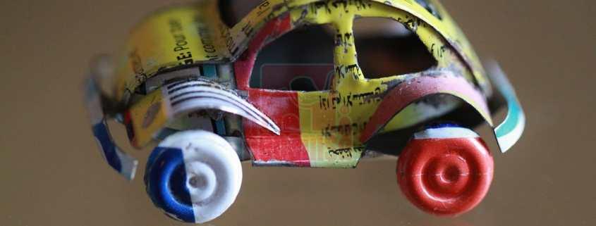 Juego de reciclaje, Realicemos un edificante y apasionante juego de reciclaje, Recemsa, el chatarrero.